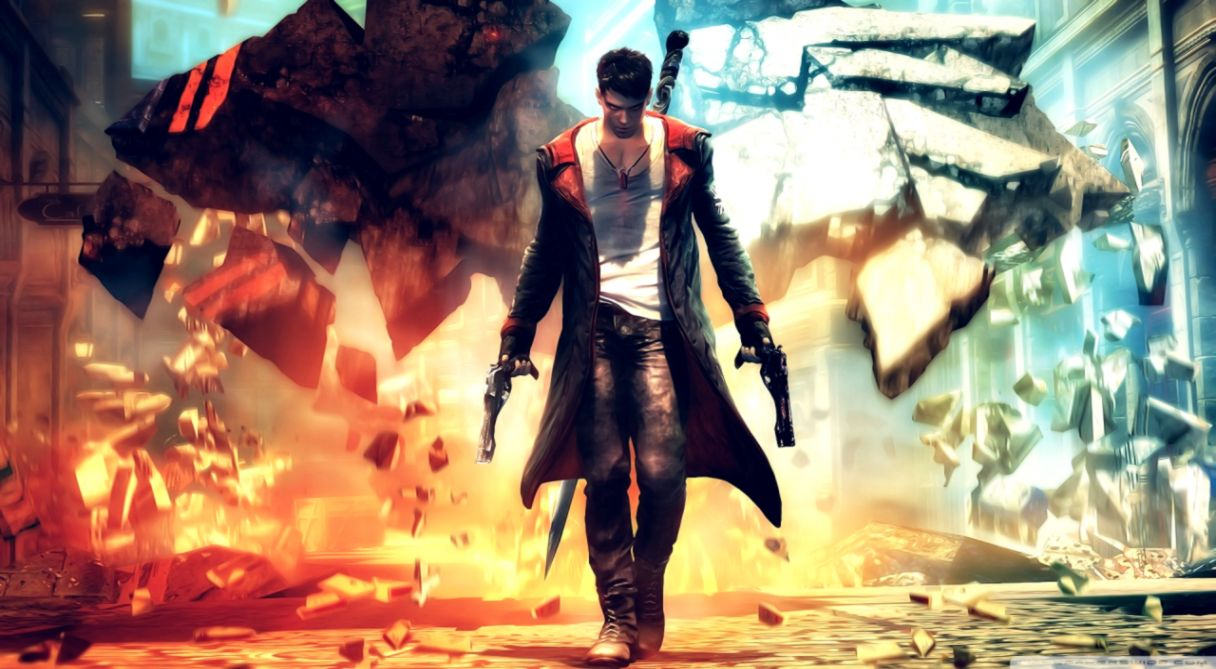 Devil May Cry 5 Desktop Wallpaper Hd Wallpapers Latest