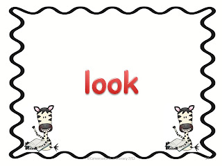 RtI and Sight Word Stickers