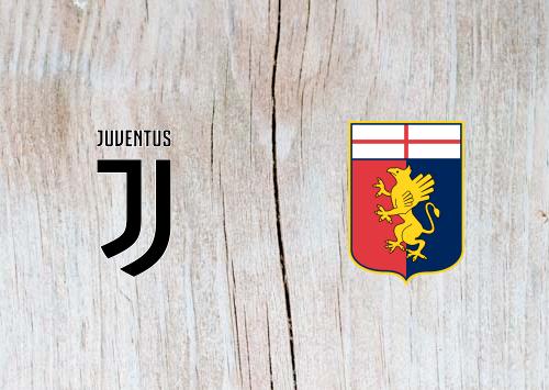 Juventus vs Genoa Full Match & Highlights 20 October 2018