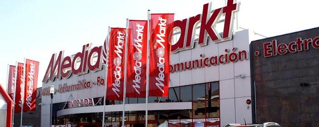 Loja Media Markt em Madri