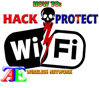 crack wifi password and protect yourself against attack