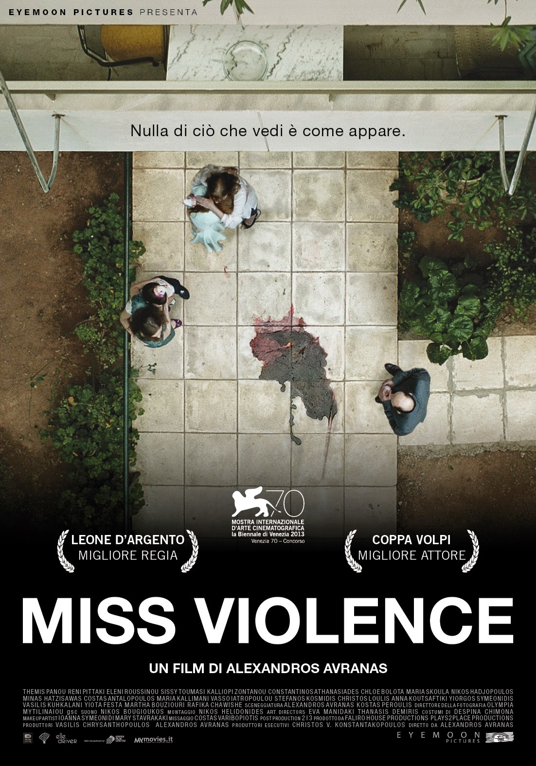 Miss Violence (2013) WEBRip ταινιες online seires xrysoi greek subs