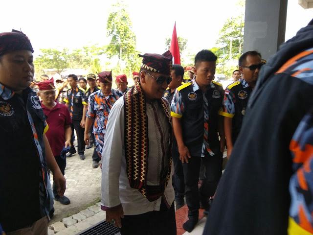 Ketum GMPI Pusat Kujungi Lampung