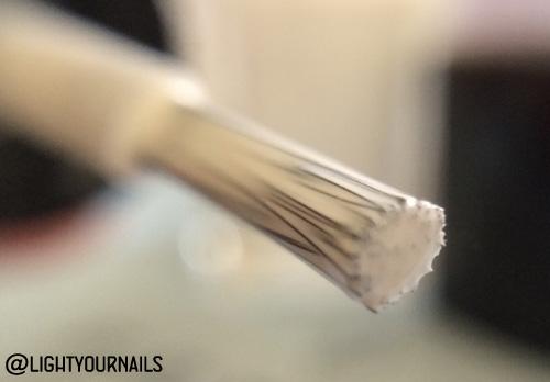 Fedua brush detail // dettaglio pennello