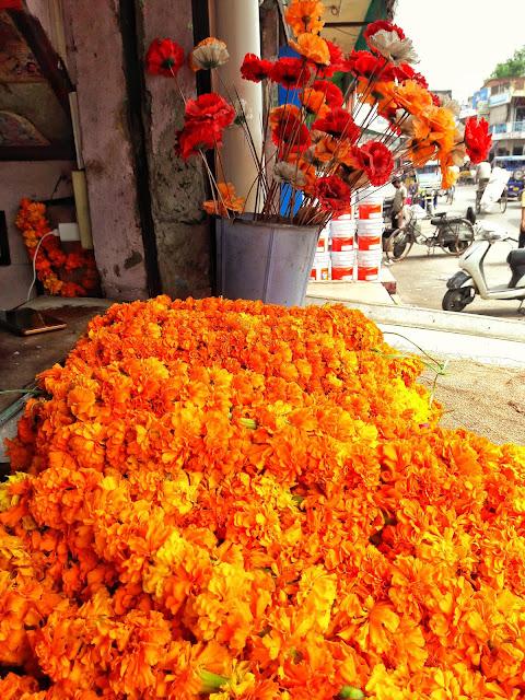 flowers, shiv chowk, muzaffarnagar