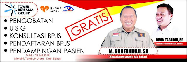 M Nurfahroji CALEG Dapil 4 Gerindra Bekasi