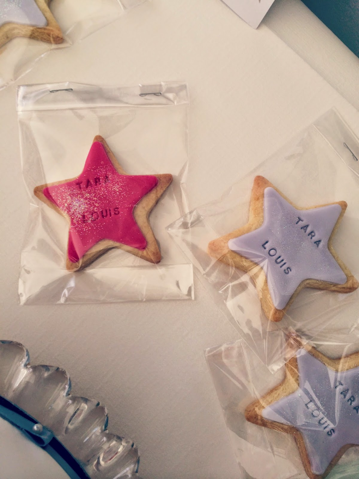 sable en forme d'étoile personnalise