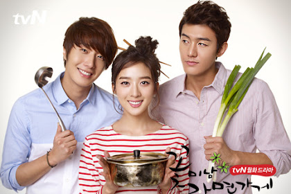 Drama Korea Flower Boy Ramen Shop Episode 1 - 16 Subtitle Indonesia