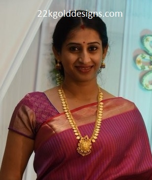 Serial Actress in Lakshmi Kasu Haram