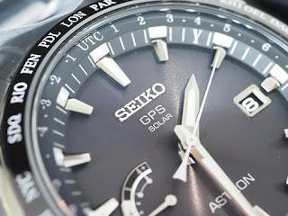 GPSソーラー機能に特化したセイコーアストロン SBXB085 買い取り致しました