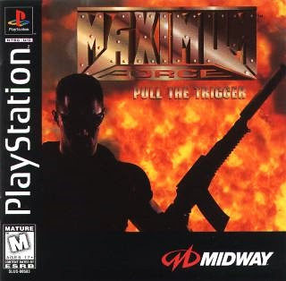 descargar maximum force psx mega