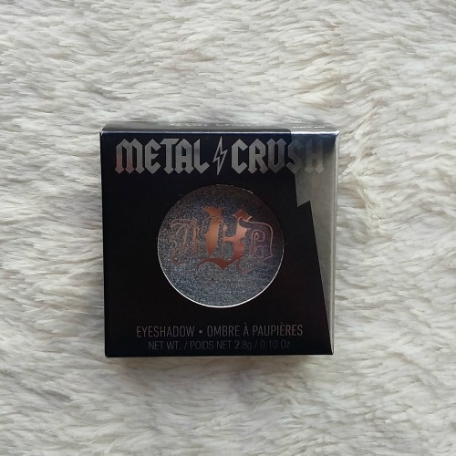 Metal Crush Eyeshadow de Kat Von D Static Age