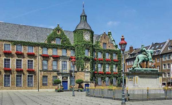 Rathaus Dusseldorf