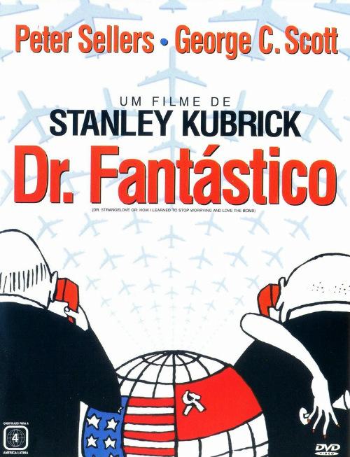 Dr. Fantástico – Legendado (1964)