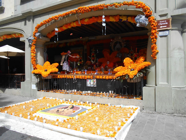 Day of the Dead, Oaxaca City