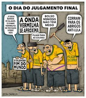 Lula240118JotaCamelo02 Vão desaprovar Lula e deixar Bolsonaro solto?