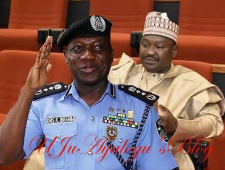 Senator Misau Mentions Aisha Buhari, CBN's Emefiele, Gov. Ambode in IG of Police Probe