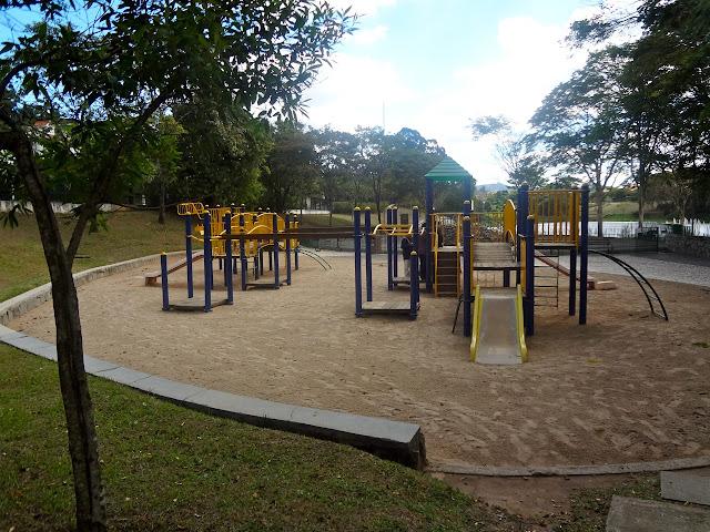 Playground do Parque Toronto