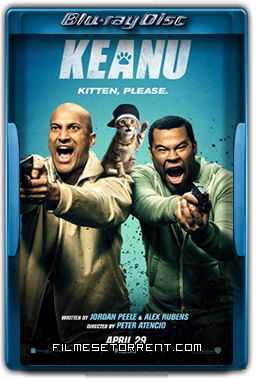 Keanu Torrent 2016 720p BluRay Legendado