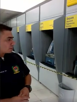 GCM de Santo André desmantela esquema criminoso em caixas eletrônicos do Banco do Brasil