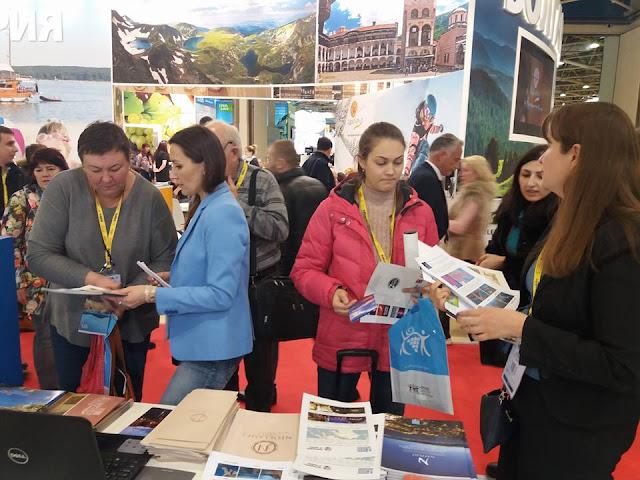 Θετικά μηνύματα από την συμμετοχή του Δήμου Ναυπλιέων στην Διεθνή έκθεση τουρισμού στη Μόσχα MITT 2018
