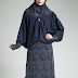 Model Baju Muslim Hijab Modern Terbaru 2018