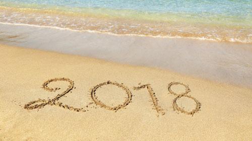 Adeus 2017! A Deus 2018!