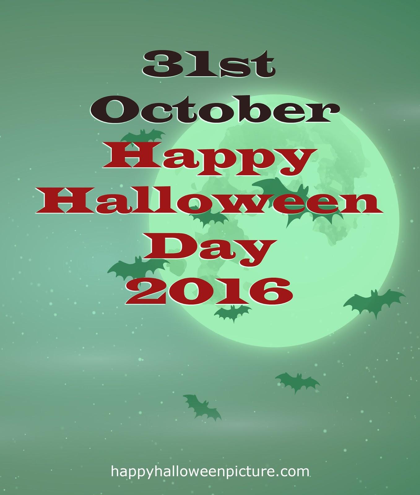 Halloween Holiday 2016 date   Halloween History and Halloween ...