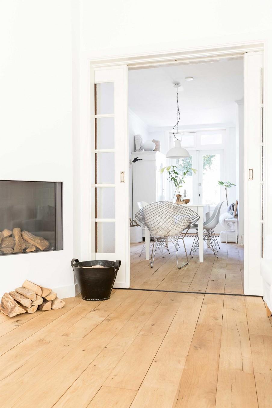interior de una casa pequeña
