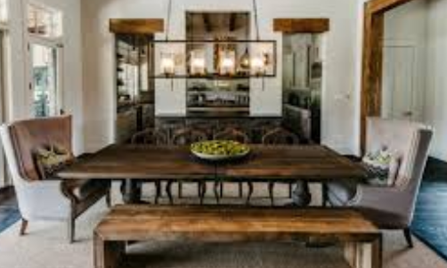 What is Rustic Luxe Design Home Decor Tech