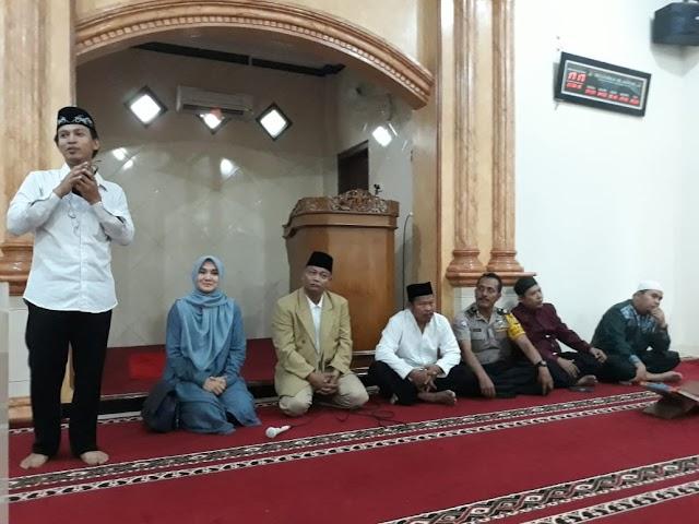 Ikatan Remaja Mushola Al-Azhar Gelar Diskusi Publik dan Buka Puasa Bersama