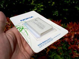 Baterai Nokia BLB-2 New Jadul Nokia 8210 8250 7650 Langka