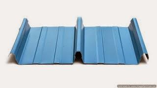 harga atap baja ringan yogyakarta tanpa sambungan dan baut kliplok: ...