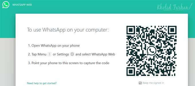 Cara-Melihat-Barcode-WhatsApp-di-Browser