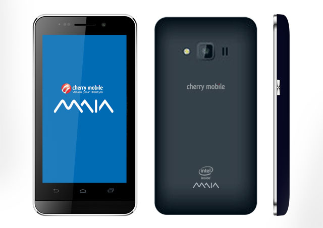 Cherry Mobile MAIA Fone i4 with Intel SoFIA Complete Specs, Features and Official Price