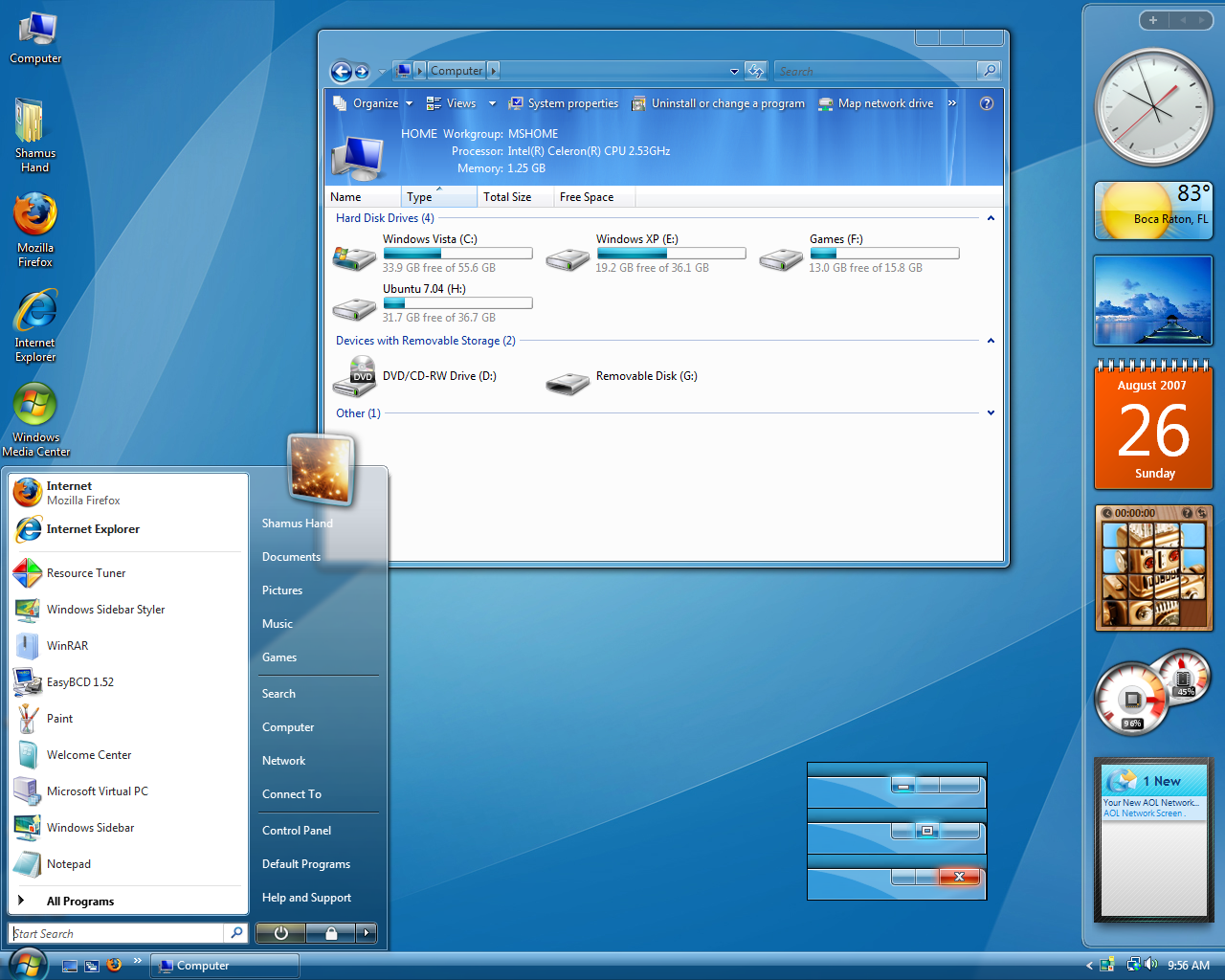 Windows Vista Highly Compressed 2MB ISO Full Download
