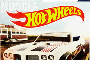 Hot Wheels Vintage American Muscle Special Edition Rilis Januari 2017