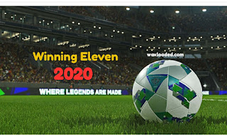 Download Winning Eleven 2020 (WE 20) Apk