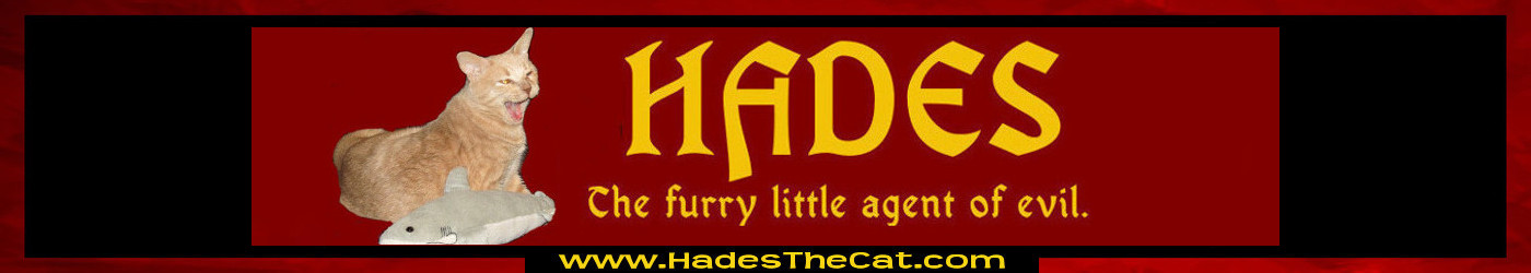 Hades The Furry Little Agent of Evil