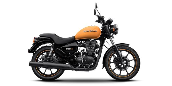 New 2018 Royal Enfield Thunderbird 500X pics 01