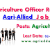 2580 Agriculture Officers Recruitment Through IBPS -2016