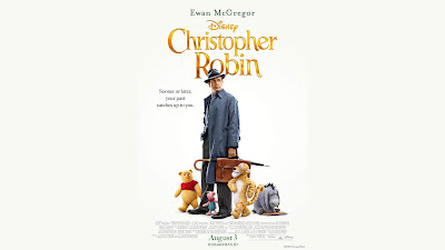 Christopher Robin 2018 HD Poster Images