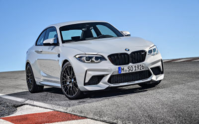 BMW M2 Competition 2018 - Fond d'Écran en Full HD 1080p