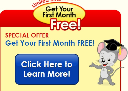 ABC Mouse Online Learning for Kids