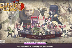 Clash of Clans MOD FHx TH 11 Private Server Indonesia v8 Terbaru 2016