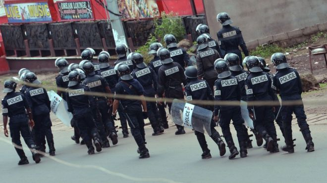 Cameroon independence protests result in deaths