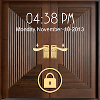 Door lock screen apk