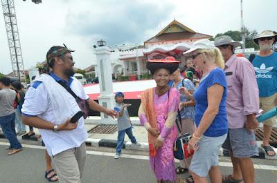 wisman di festival bahari kepri 2017
