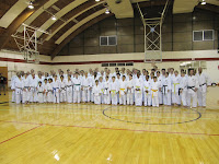 Karate Classes at Tempe YMCA May 2019