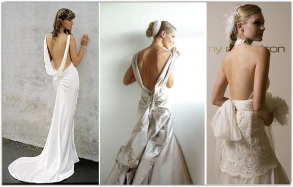 The Concept Of Simple Wedding Dresses Gowns